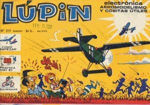 Lúpin n° 219 Año 18, 1983 [PDF]