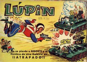 Lúpin n° 22 Año 2, 1967 [PDF]