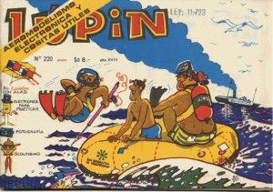 Lúpin n° 220 Año 18, 1983 [PDF]