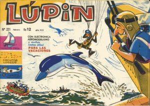 Lúpin n° 221 Año 19, 1984 [PDF]