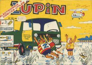 Lúpin n° 224 Año 19, 1984 [PDF]