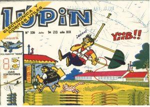 Lúpin n° 226 Año 19, 1984 [PDF]