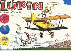 Lúpin n° 227 Año 19, 1984 [PDF]