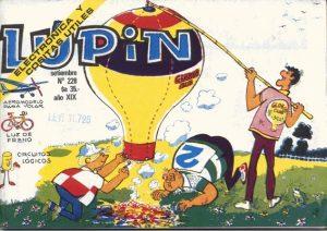 Lúpin n° 228 Año 19, 1984 [PDF]