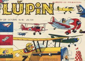 Lúpin n° 229 Año 19, 1984 [PDF]