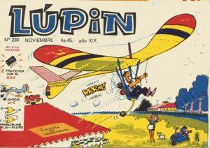 Lúpin n° 230 Año 19, 1984 [PDF]