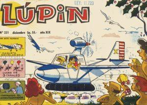 Lúpin n° 231 Año 19, 1984 [PDF]