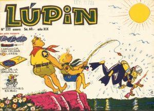 Lúpin n° 232 Año 19, 1984 [PDF]