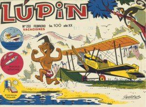 Lúpin n° 233 Año 20, 1985 [PDF]