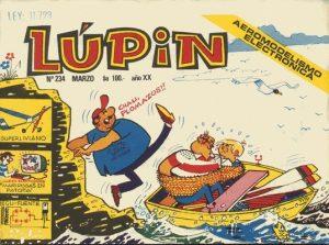 Lúpin n° 234 Año 20, 1985 [PDF]