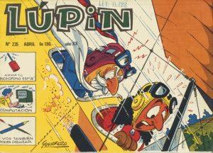 Lúpin n° 235 Año 20, 1985 [PDF]