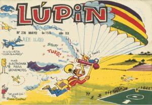 Lúpin n° 236 Año 20, 1985 [PDF]