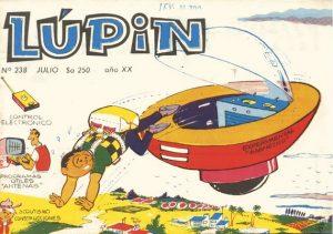 Lúpin n° 238 Año 20, 1985 [PDF]