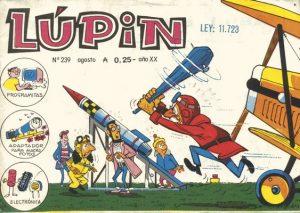 Lúpin n° 239 Año 20, 1985 [PDF]
