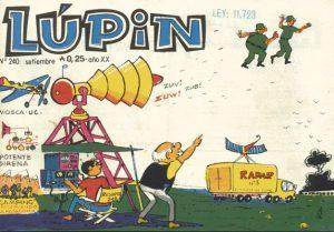 Lúpin n° 240 Año 20, 1985 [PDF]
