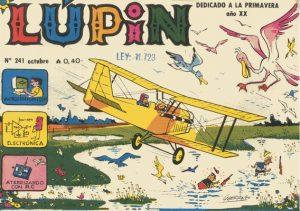 Lúpin n° 241 Año 20, 1985 [PDF]