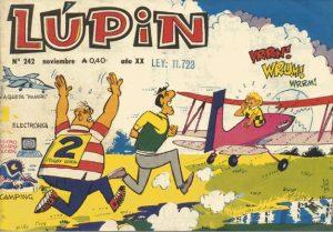 Lúpin n° 242 Año 20, 1985 [PDF]