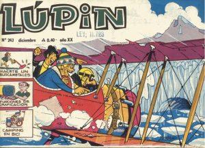 Lúpin n° 243 Año 20, 1985 [PDF]