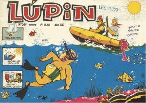 Lúpin n° 244 Año 20, 1985 [PDF]