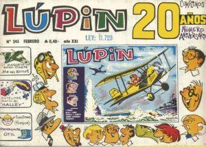 Lúpin n° 245 Año 21, 1986 [PDF]