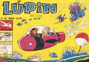 Lúpin n° 246 Año 21, 1986 [PDF]