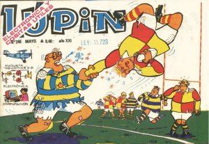 Lúpin n° 248 Año 21, 1986 [PDF]