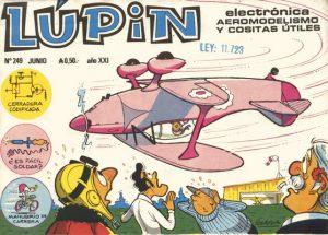 Lúpin n° 249 Año 21, 1986 [PDF]