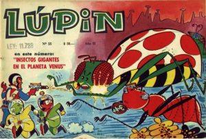 Lúpin n° 25 Año 2, 1967 [PDF]
