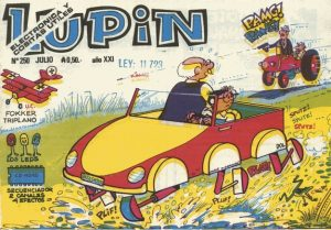 Lúpin n° 250 Año 21, 1986 [PDF]