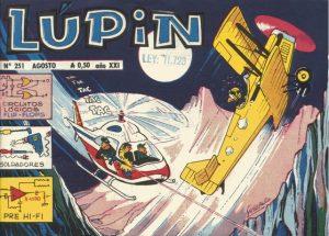 Lúpin n° 251 Año 21, 1986 [PDF]