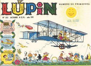 Lúpin n° 253 Año 21, 1986 [PDF]