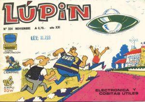 Lúpin n° 254 Año 21, 1986 [PDF]