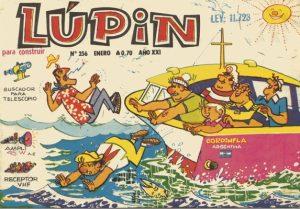 Lúpin n° 256 Año 21, 1986 [PDF]