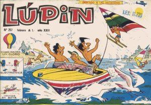 Lúpin n° 257 Año 22, 1987 [PDF]