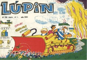 Lúpin n° 258 Año 22, 1987 [PDF]