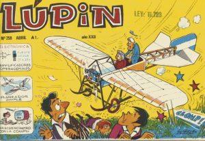 Lúpin n° 259 Año 22, 1987 [PDF]