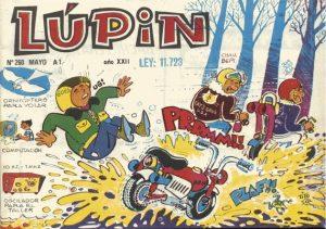 Lúpin n° 260 Año 22, 1987 [PDF]