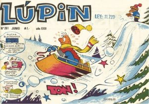 Lúpin n° 261 Año 22, 1987 [PDF]