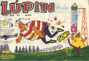 Lúpin n° 262 Año 22, 1987 [PDF]