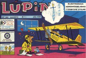 Lúpin n° 263 Año 22, 1987 [PDF]