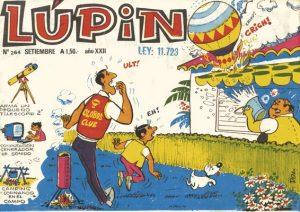 Lúpin n° 264 Año 22, 1987 [PDF]