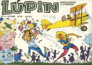 Lúpin n° 265 Año 22, 1987 [PDF]