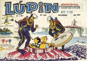 Lúpin n° 266 Año 22, 1987 [PDF]