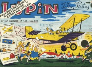 Lúpin n° 267 Año 22, 1987 [PDF]