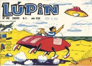 Lúpin n° 268 Año 22, 1987 [PDF]
