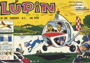 Lúpin n° 269 Año 23, 1988 [PDF]