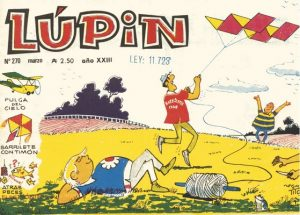 Lúpin n° 270 Año 23, 1988 [PDF]