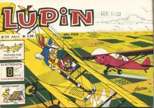 Lúpin n° 271 Año 23, 1988 [PDF]
