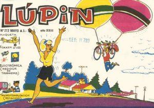 Lúpin n° 272 Año 23, 1988 [PDF]
