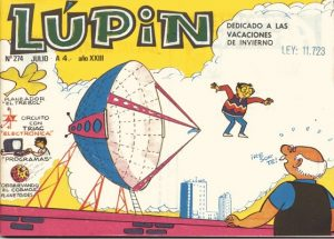 Lúpin n° 274 Año 23, 1988 [PDF]